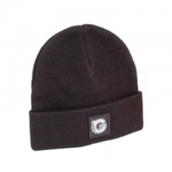 GRZ BEANIE G LOGO BLK - Click for more info