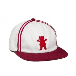 GRZ CAP UNST HALL OF FAME WHT - Click for more info