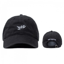 JHF CAP CLSC SKATE DAD BLK/WHT - Click for more info
