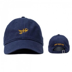 JHF CAP CLSC SKATE DAD NVY/YEL - Click for more info