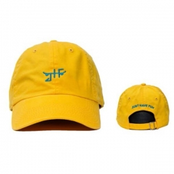 JHF CAP CLSC SKATE DAD YEL/BLU - Click for more info