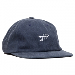 JHF CAP UNCONSTRUCTED NVY - Click for more info