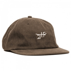 JHF CAP UNCONSTRUCTED BRN - Click for more info