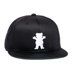GRZ CAP AJ OG BEAR BLK - Click for more info