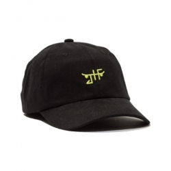 JHF CAP CLSC SKATE DAD BLK/NEO - Click for more info