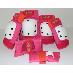RAD PADS PINK PANTHER L - Click for more info