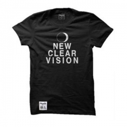 MGNTA TEE NEW CLR VSN BLK M - Click for more info