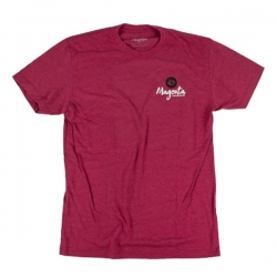 MGNTA TEE SIGNATURE HTHR/MRN M - Click for more info