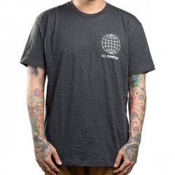 MGNTA TEE ALL CNCTD DK HTHR M - Click for more info