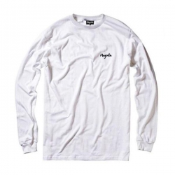 MGNTA LS TEE DA VINCI WHT XL - Click for more info