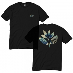 MGNTA TEE HOKUSAI PLANT BLK XL - Click for more info