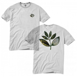 MGNTA TEE JUNGLE WHT S - Click for more info