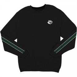 MGNTA SWT CREW TEAM BLK XL - Click for more info