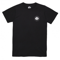 MGNTA TEE ENERGY BLK L - Click for more info