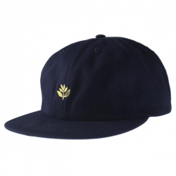 MGNTA CAP 6PNL NAVY - Click for more info