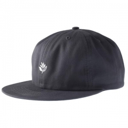 MGNTA CAP 6PNL DARK GREY - Click for more info