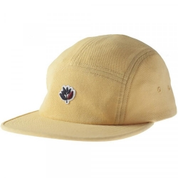 MGNTA CAP 5PNL PALE YELLOW - Click for more info