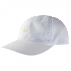 MGNTA CAP ADJ DAD WHITE - Click for more info