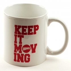 HPS MUG KEEP IT MOVING - Click for more info