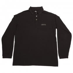 HPS L/S POLO BIG HOPPS BLK XL - Click for more info