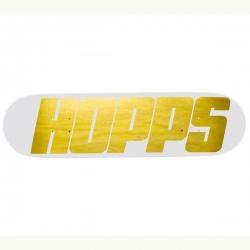 HPS DECK BIG HOPPS WHT 8.25 - Click for more info