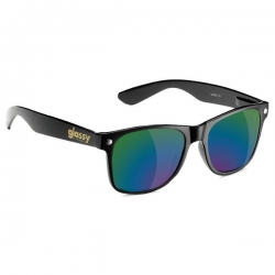 GLSY SUNNIES LEONARD BLK/GN MR - Click for more info