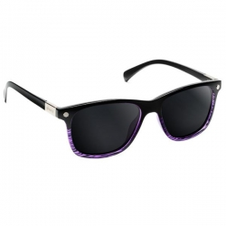 GLSY SUNNIES BIEBEL BLK/PUR - Click for more info