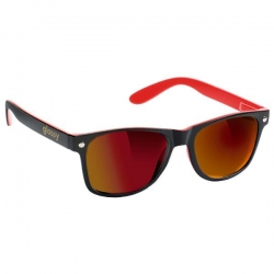 GLSY SUNNIES LEONARD BLK/RD MR - Click for more info