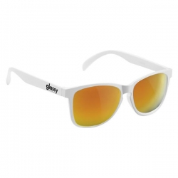 GLSY SUNNIES DERIC WHT/RED MR - Click for more info