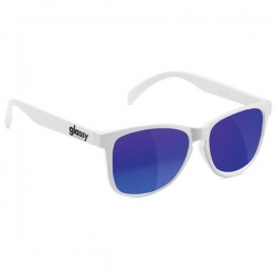 GLSY SUNNIES DERIC WHT/BLU MIR - Click for more info