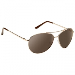 GLSY SUNNIES DAEWON GLD/BRN - Click for more info