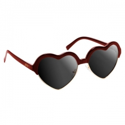 GLSY SUNNIES BLISS CLR RED - Click for more info