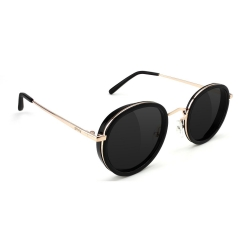 GLSY SUNNIES LINCOLN BLK/GLD - Click for more info
