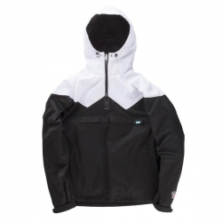JT&CO JKT WINDBREAKER BLK XL - Click for more info