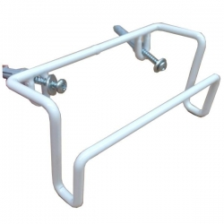 SK8OLOGY 241 WALL MOUNT WHT - Click for more info