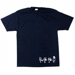 DEAR TEE ROCCO POOH BLK M - Click for more info