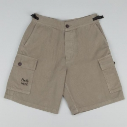 DEAR SHORT GHETTO WEAR TAN L - Click for more info