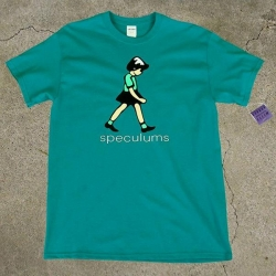 DEAR TEE SPECULUMS JADE L - Click for more info