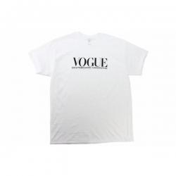 DEAR TEE VOGUE WHT XL - Click for more info