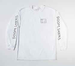 DSC LS TEE SNAKE SHAKE WHT XL - Click for more info