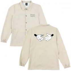 DSC JKT CARTOON KHAKI XL - Click for more info