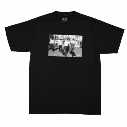 DSC TEE THE APPROACH BLK L - Click for more info