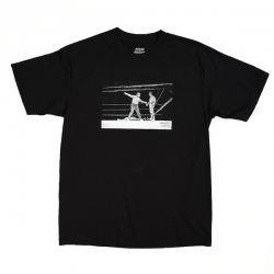 DSC TEE KNOCKOUT BLK XL - Click for more info