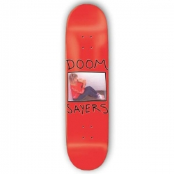 DSC DECK BECKY RED 8.75 - Click for more info