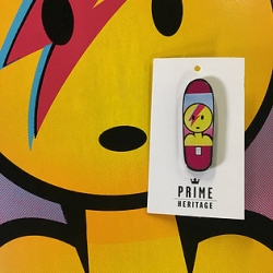 PRIME PIN LANCE BOWIE - Click for more info