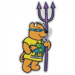 PRIME STKR PITCHFORK BEAR 5PK - Click for more info