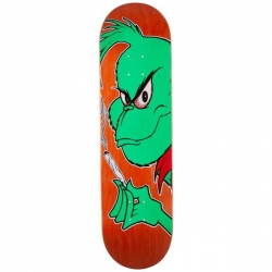 PRIME DECK GRINCH PUSHER 8.25 - Click for more info