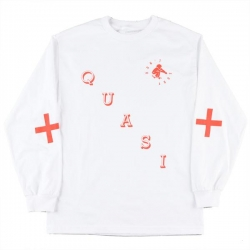 QSI LS TEE SERFER WHT XL - Click for more info