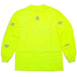 QSI LS TEE COAST 2 COAST GRN X - Click for more info