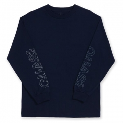 QSI LS TEE LES NVY M - Click for more info
